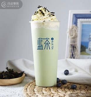 海藻星冰乐-蓝茶海藻茶加盟