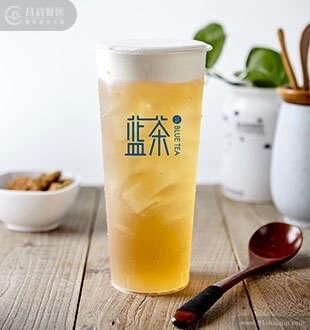 四季春奶盖-蓝茶海藻高山茶加盟