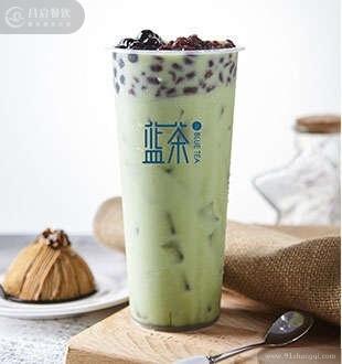 安格斯抹茶牛乳-蓝茶海藻糖茶加盟