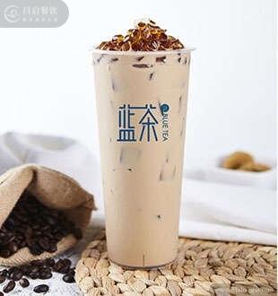 皇牌鸳鸯-蓝茶海藻养生茶加盟