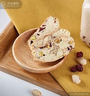 谷物坚果松饼-蓝茶茶饮加盟