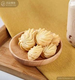 安格斯牛乳曲奇-蓝茶茶饮加盟