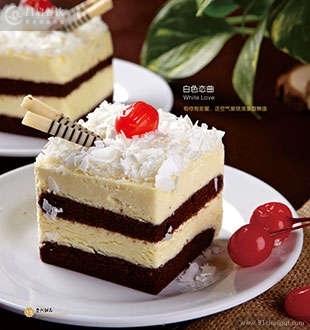 白色恋曲_堂代甜品