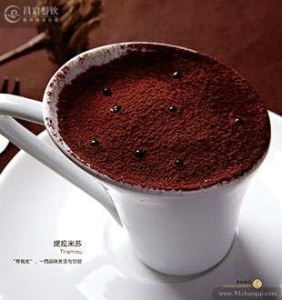 提拉米苏_堂代甜品