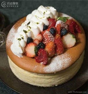 芝士莓莓舒芙蕾_福恩迪舒芙蕾