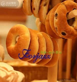 原味贝果-法爵音乐面包加盟