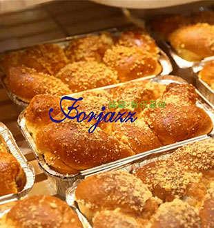 椰蓉面包-法爵音乐面包加盟
