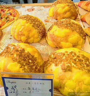 菠萝夹心-法爵法式烘焙加盟