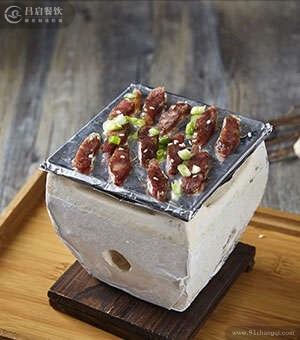 天津酒酿香肠加料新吃法_昌启豆浆油条加盟