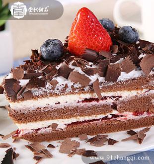 花式巧克力_堂代甜品
