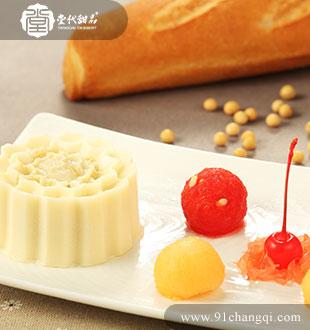 榴莲布丁_堂代甜品