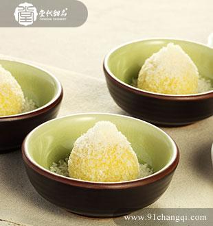 芒果糯米糍_堂代甜品