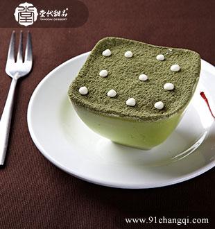 抹茶提拉_堂代甜品