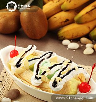 香蕉巴菲_堂代甜品