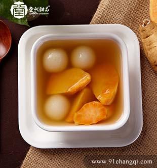 番薯汤丸_堂代甜品