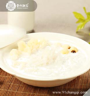 椰汁炖燕窝_堂代甜品