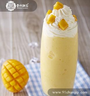 芒果奶昔 _堂代甜品