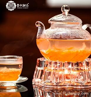 老姜红茶 _堂代甜品