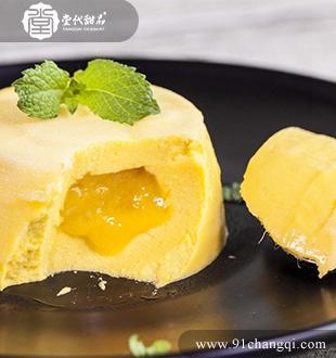 芒果流心_堂代甜品