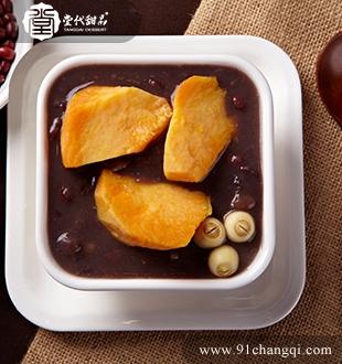 红豆沙番薯_堂代甜品