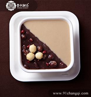 红豆沙核桃露_堂代甜品