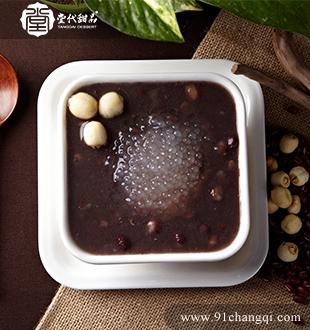 红豆沙西米露_堂代甜品