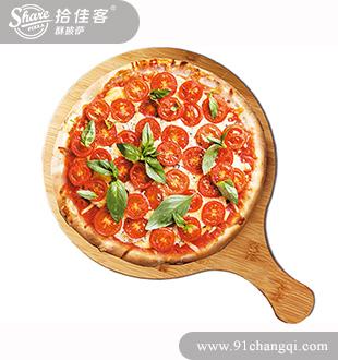 芝心圣女披萨-昌启拾佳客欧式披萨汉堡加盟官网