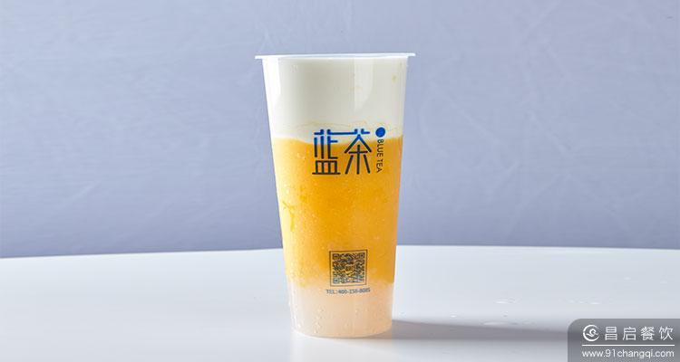 蓝茶茶饮产品图