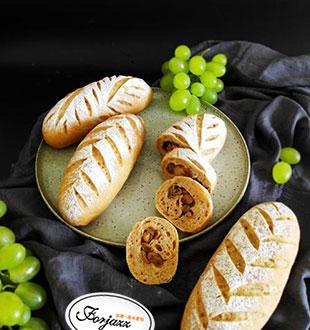 咖啡软欧包-法爵法式烘焙加盟