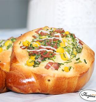 珍之堡-法爵面包烘焙加盟