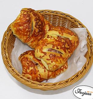 黑椒培根派-法爵法式面包加盟