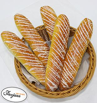 奶油芝麻棒_法爵音乐面包
