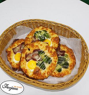 三分天下-法爵面包烘焙加盟