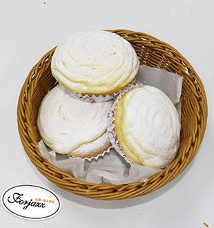 雪顶奶酪面包-法爵面包蛋糕加盟