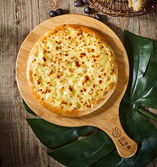 黄金榴莲披萨-拾佳客九块九披萨加盟