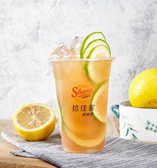 霸气柠檬茶-拾佳客9块9披萨加盟