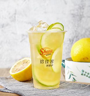 倾心柠檬茶