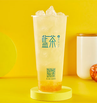 黄金柚子茶