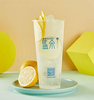 冰爽柠檬苏打